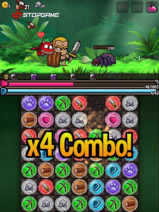 Battle Orbs обзор игры