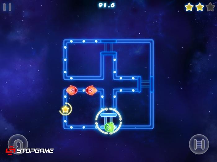 Glow Monsters обзор игры