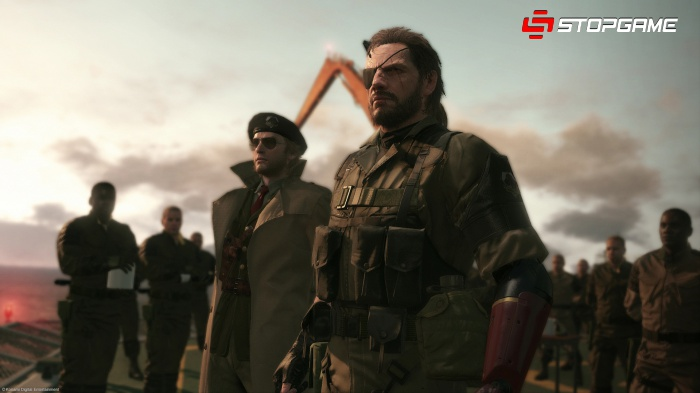 Прохождение Metal Gear Solid 5: The Phantom Pain (MGS V)