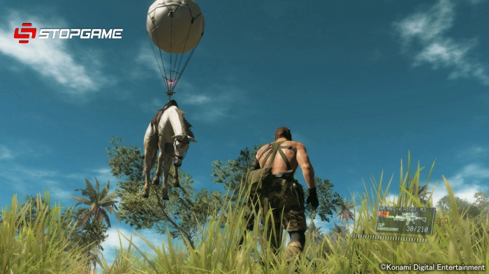 Прохождение Metal Gear Solid 5: The Phantom Pain (MGS V)