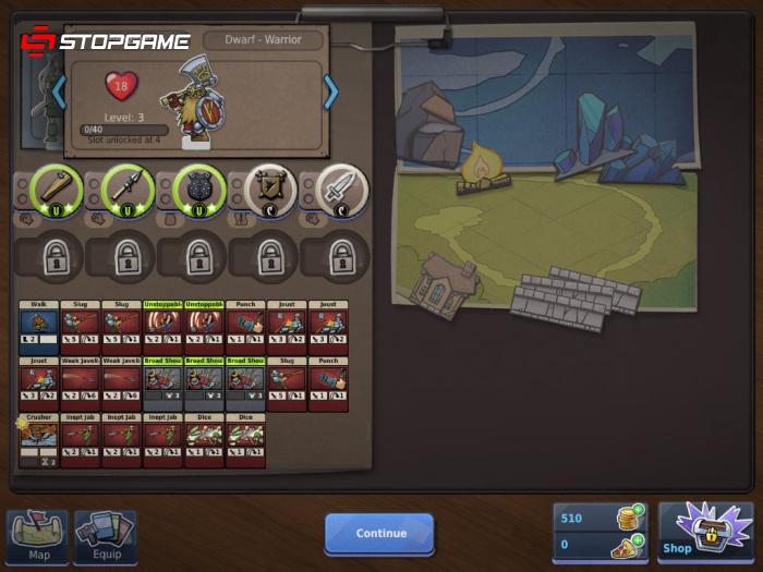 Loot & Legends обзор игры