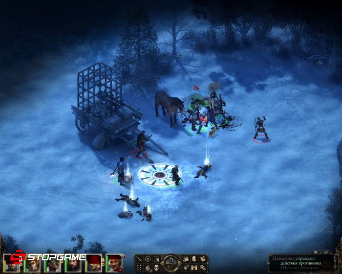 Pillars of Eternity: The White March обзор игры