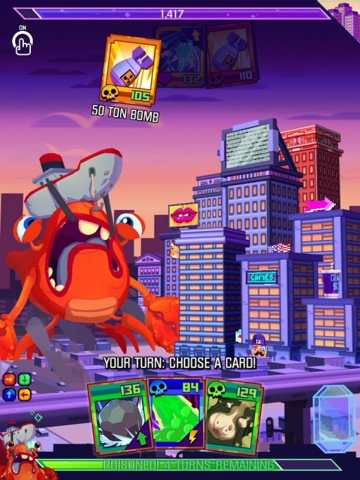 Monsters Ate My Metropolis обзор игры