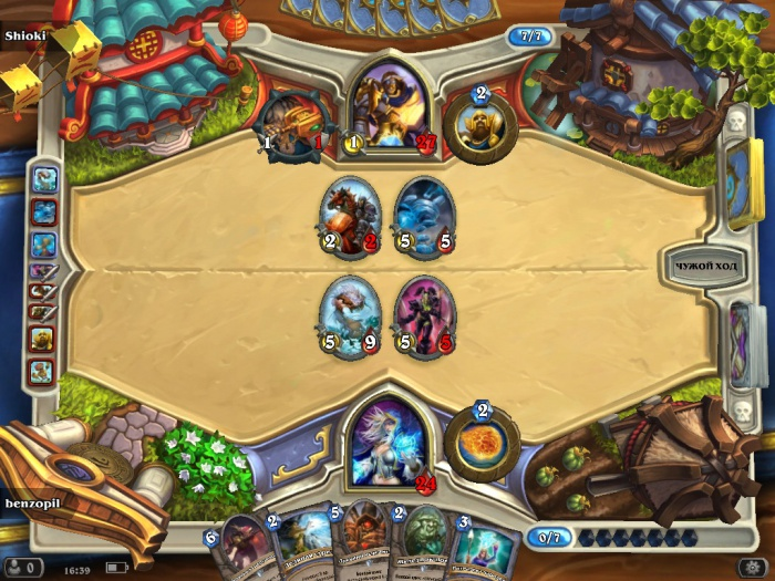 Hearthstone: The Grand Tournament обзор игры