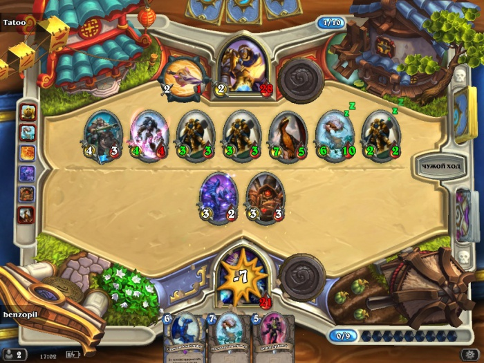 Hearthstone: The Grand Tournament обзор игры