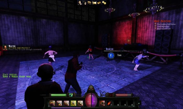 BloodLust Vampire: ShadowHunter обзор игры