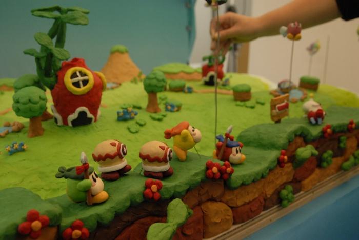 Сделано вручную: пластилиновые игры