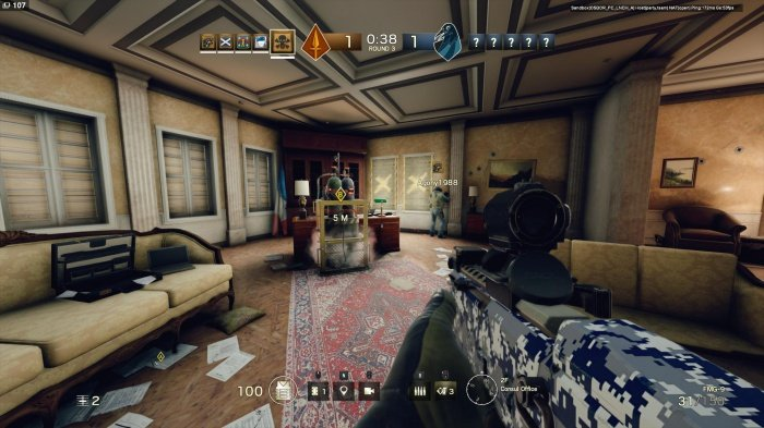 Tom Clancy's Rainbow Six Siege обзор игры