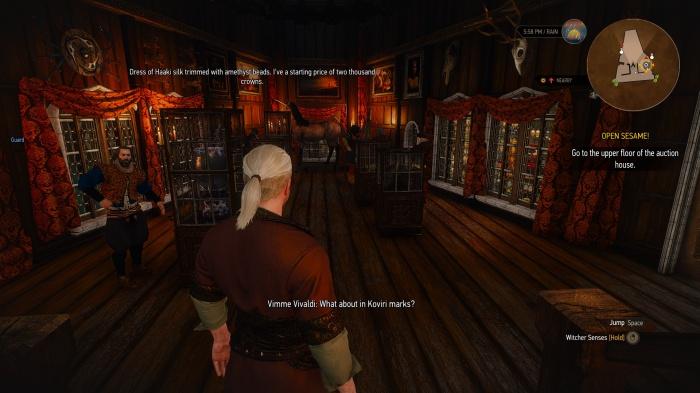 Witcher 3: Wild Hunt - Hearts of Stone обзор игры
