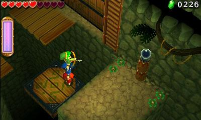 Legend of Zelda: TriForce Heroes обзор игры