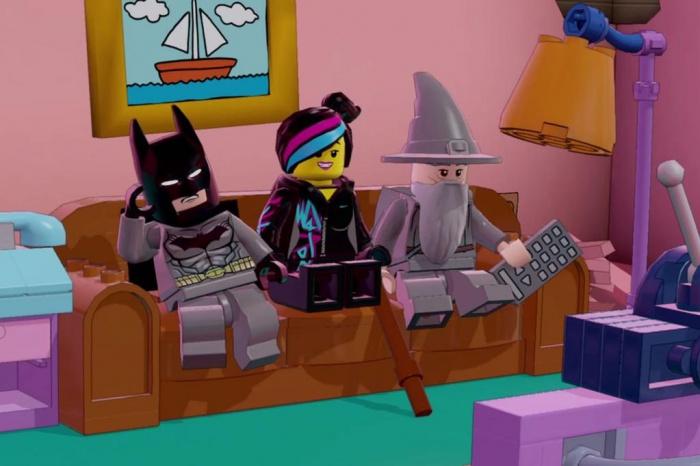 Lego Dimensions прохождение игры
