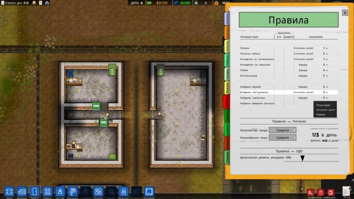 Prison Architect обзор игры