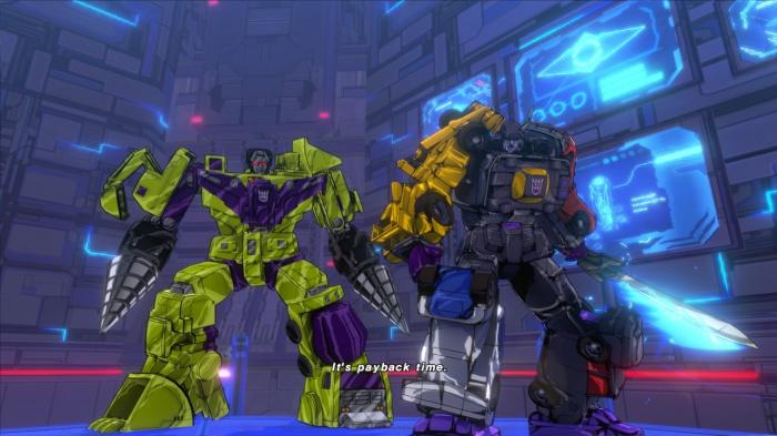 Transformers: Devastation обзор игры