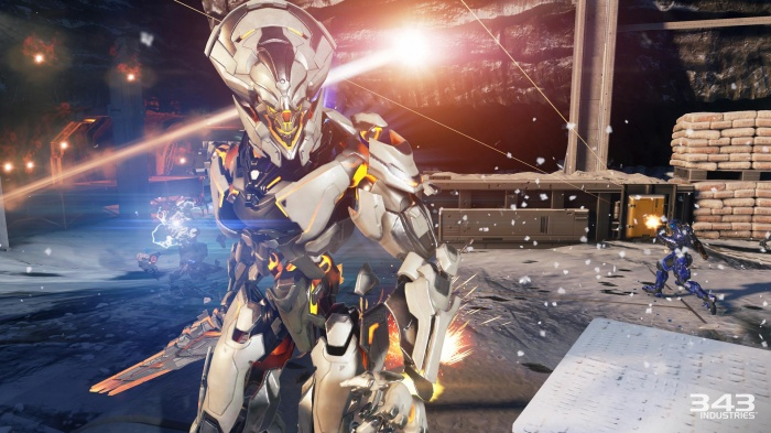Halo 5: Guardians обзор игры
