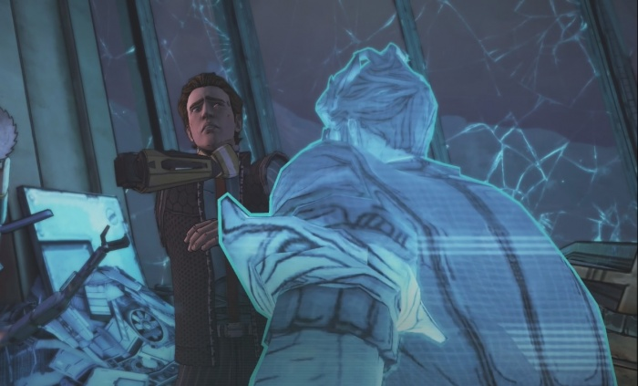 Прохождение игры Tales from the Borderlands – Episode 5: The Vault of the Traveler