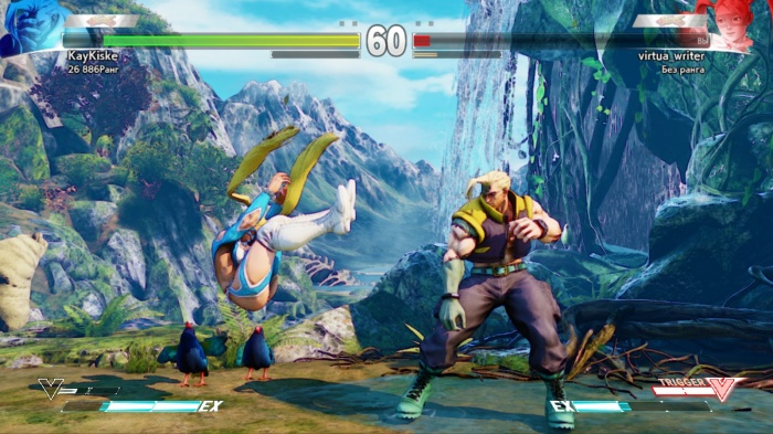 Street Fighter V обзор игры