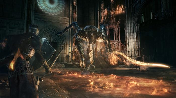 Dark Souls III обзор игры
