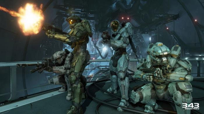 Прохождение Halo 5: Guardians