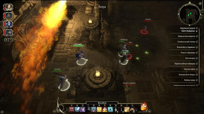 Sword Coast Legends обзор игры