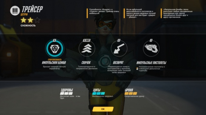 Overwatch обзор игры