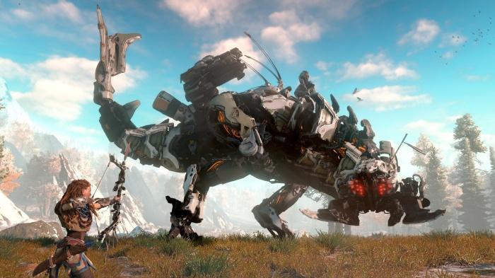 Horizon: Zero Dawn обзор игры