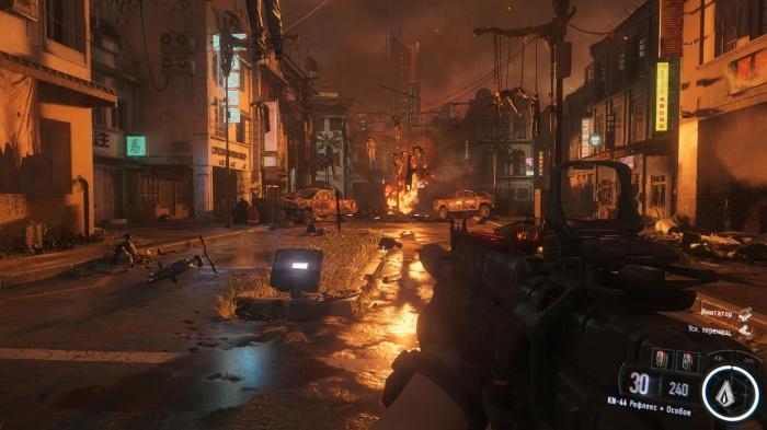 Call of Duty: Black Ops 3 обзор игры