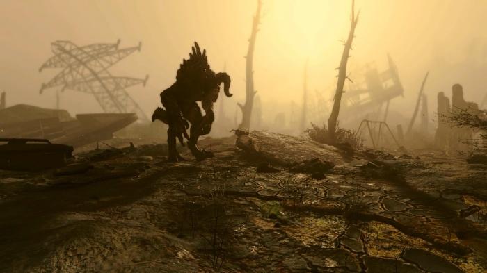 Прохождение игры Fallout 4