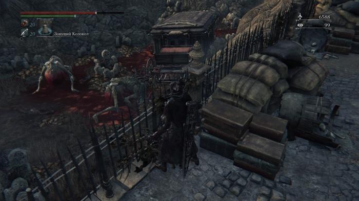 Bloodborne: The Old Hunters обзор игры