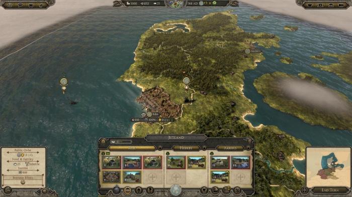 Total War: Attila — Age of Charlemagne обзор игры