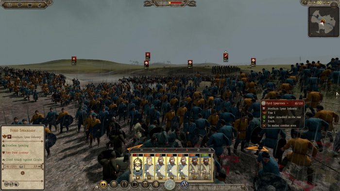 Total War: Attila — Age of Charlemagne обзор игры
