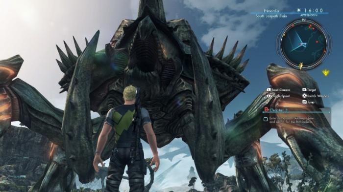 Xenoblade Chronicles X обзор игры