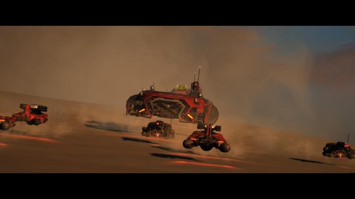 Homeworld: Deserts of Kharak обзор игры