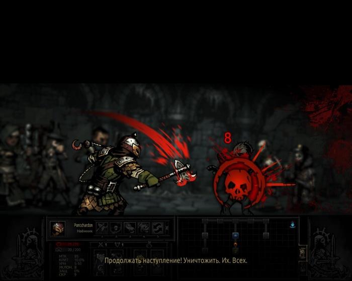 Darkest Dungeon обзор игры