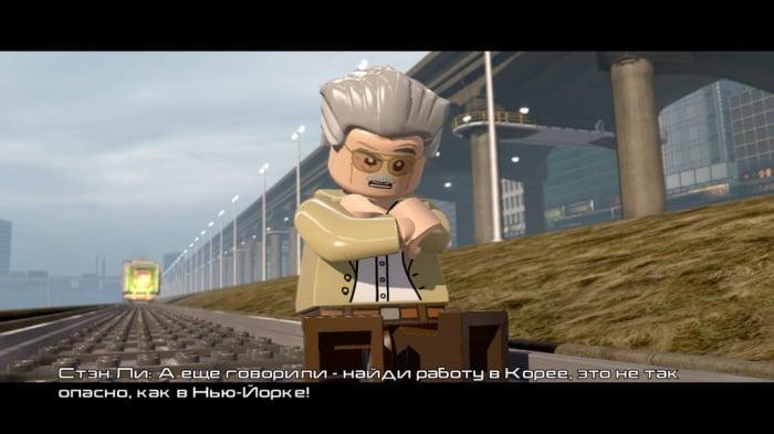 LEGO Marvel's Avengers обзор игры