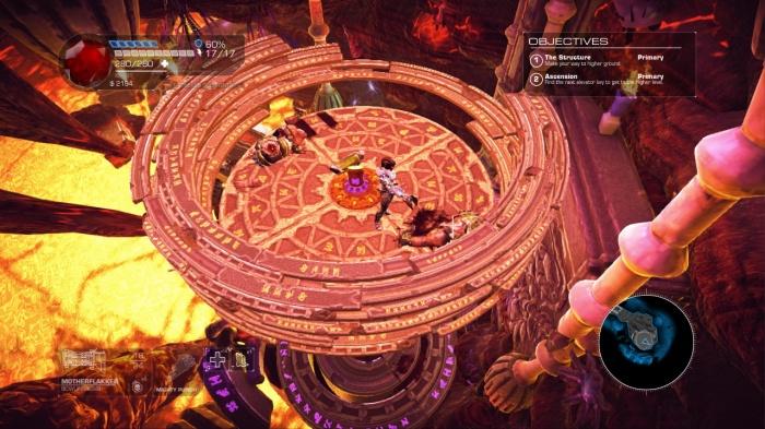 Bombshell обзор игры
