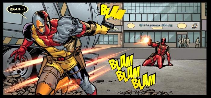 Дэдпул: история супергероя