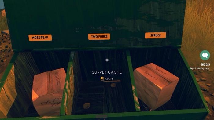Firewatch обзор игры