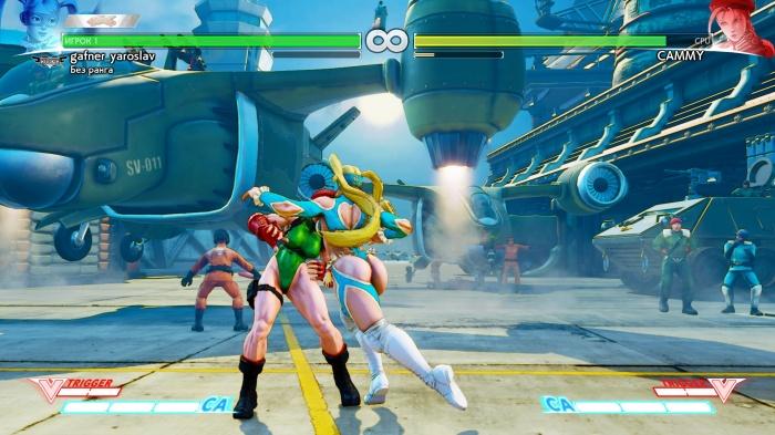 Street Fighter 5 обзор игры