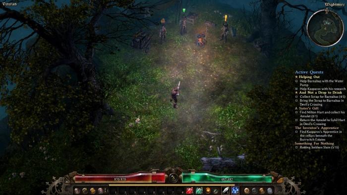 Grim Dawn обзор игры