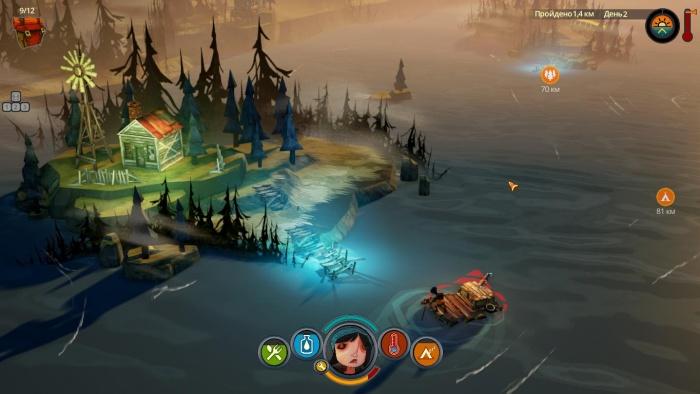 Flame in the Flood обзор игры
