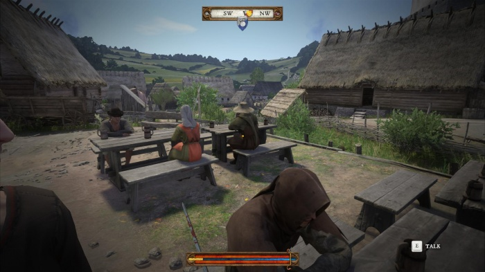 Kingdom Come: Deliverance обзор игры