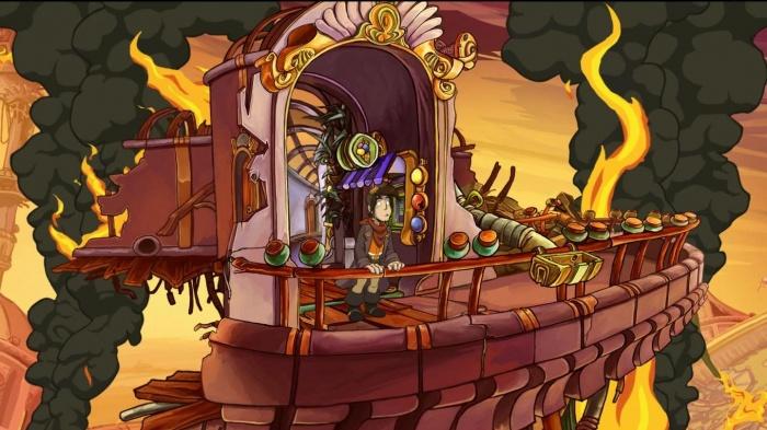 Deponia Doomsday обзор игры
