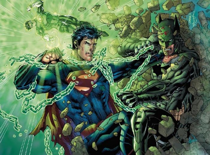 Бэтмен против Супермена: что не поделили идолы вселенной DC?