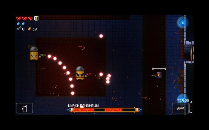 Enter the Gungeon обзор игры