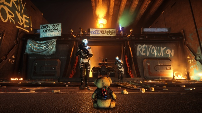Homefront: The Revolution обзор игры