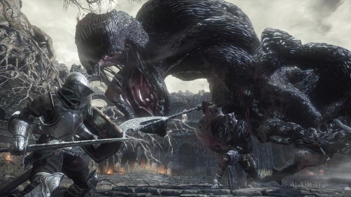 Dark Souls 3 прохождение игры