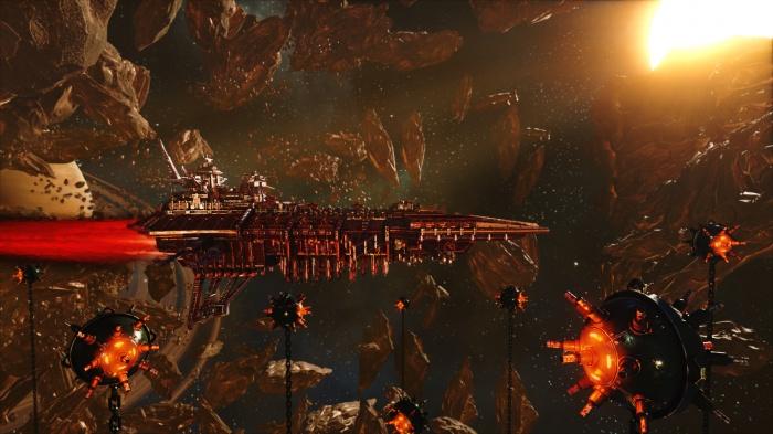Battlefleet Gothic: Armada обзор игры