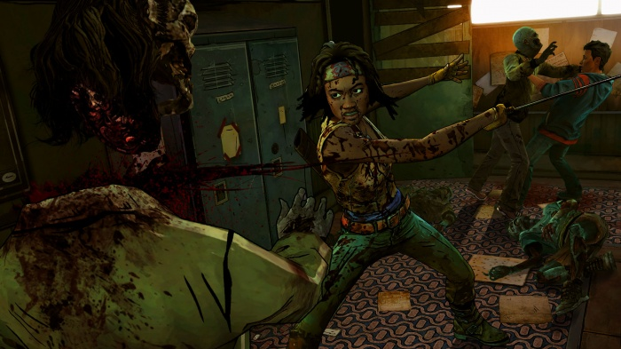 Walking Dead: Michonne - Episode 3: What We Deserve обзор игры