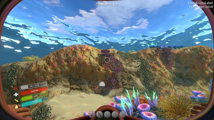 Subnautica обзор игры