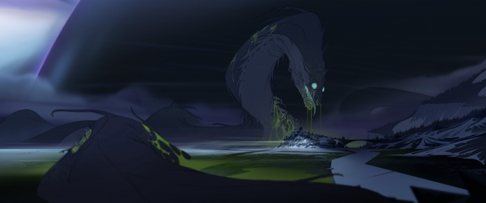 Banner Saga 2 обзор игры